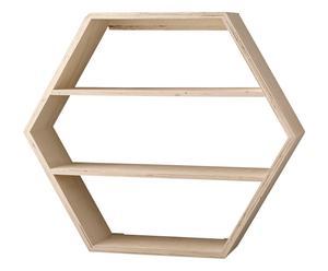 """Police """"Hexagon"""", 90 x 20 x 78 cm"""