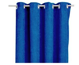 "Závěs ""Luciano Blue"", 140 x 245 cm"