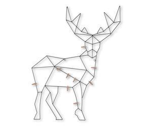 """Organizér na poznámky """"Reindeer"""", výš. 78 cm"""