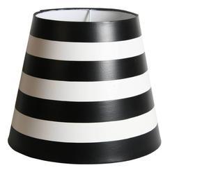 """Stínítko """"Noe Stripe"""", Ø 35, výš. 27 cm"""