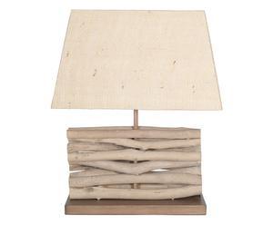 "Stolní lampa ""Driftwood"", 36 x 19 x 43 cm"