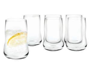 "Sada 6 sklenic ""Future II"", obj. 250 ml"
