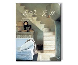"""Kniha """"La Vita e Bella"""", 22 x 28 cm"""