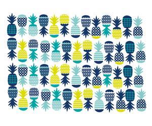 """Nástěnná samolepka """"Pineapple"""", 30 x 42 cm"""