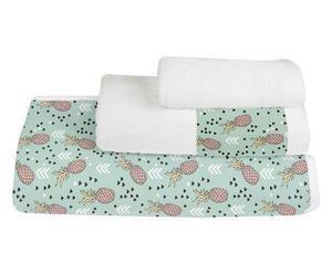 """Sada 3 ručníků """"Annanas"""""""