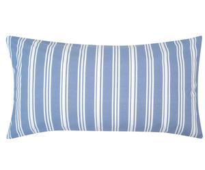 """Povlak na polštář """"Velio Blue IV"""", 50 x 70 cm"""