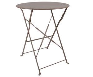 """Zahradní stolek """"Jack Taupe"""", Ø 60, výš. 70 cm"""