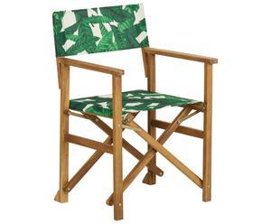 """Zahradní křeslo """"Liam Jungle"""", 52 x 58 x 87 cm"""