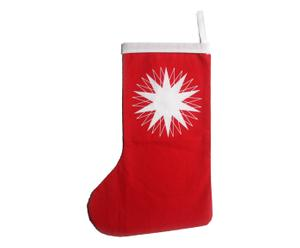 "Vánoční ponožka ""Hailey"", 36 x 40 cm"