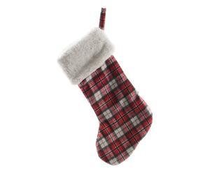 """Vánoční ponožka """"Merida"""", 28 x 52 cm"""