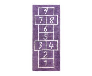 "Koberec ""Pata Lilac"", 90 x 200 cm"