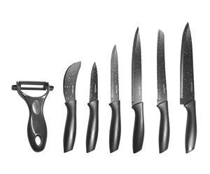 "Sada 6 nožů a škrabky ""Proffessional"""