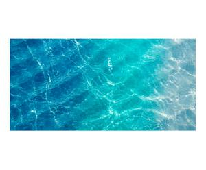 "PVC předložka "" Water"", 143 x 97 x 0,28 cm"