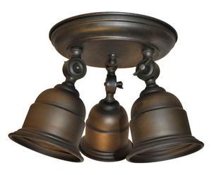 """Stropní svítidlo """"Antic Trio"""", Ø 22, výš. 20 cm"""