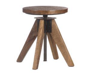 """Stolička """"Nilo"""", 33 x 33 x 42 - 63 cm"""