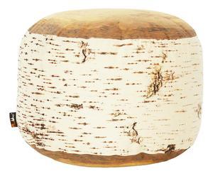 """Puf """"Nordic Stump"""", Ø 60, výš. 35 cm"""