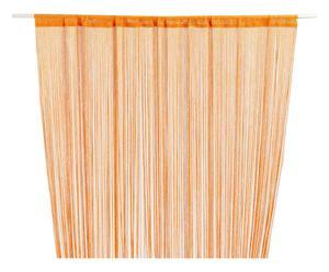 "Závěs ""Daintree Orange"", 150 x 300 cm"