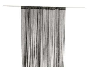 """Závěs """"Daintree Black"""", 150 x 300 cm"""