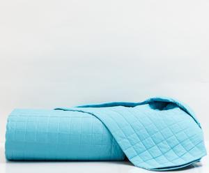 "Přehoz přes postel ""Jo Turquoise"", 260 x 270 cm"