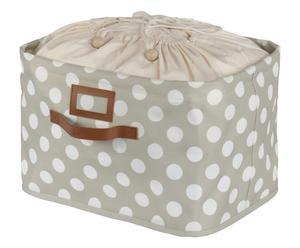 "Úložný box ""Jolie Beige"", 30 x 40 x 25 cm"