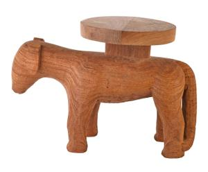 "Stolek ""Dog Style"", 33 x 75 x 49 cm"