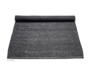 "PVC koberec ""Plastic Rug Black"", 200 x 300 cm"