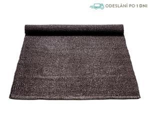 """PVC koberec """"Plastic Rug Choco"""", 140 x 200 cm"""