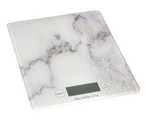 """Kuchyňská váha """"Marble"""", 16,5 x 20,5 x 1,28 cm"""