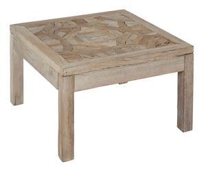 """Konferenční stolek """"Harald"""", 90 x 90 x 40 cm"""