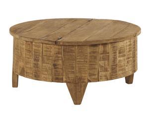 """Konferenční stolek """"Harold"""", Ø 75, výš. 35 cm"""