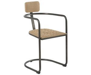 "Barová židle ""Emlin"", 48 x 56 x 90 cm"
