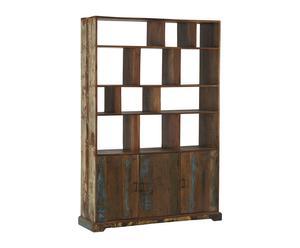 """Regál/skříňka """"Milley"""", 38 x 127 x 183 cm"""