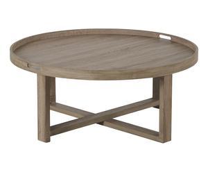 """Konferenční stolek """"Marte"""", Ø 90, výš. 38 cm"""