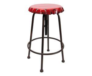 """Barová stolička """"Cap I"""", Ø 30, výš. 72-112 cm"""