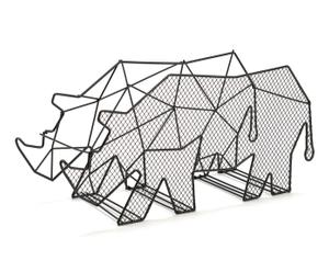 "Stojan na časopisy ""Rhino"", 18 x 49 x 23 cm"