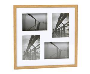 "Rámeček na fotografie ""Apertue"", 43 x 3 x 43 cm"