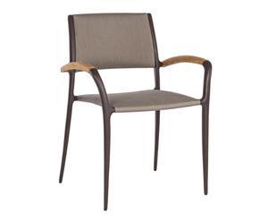 "Židle s područkami ""Catalina I"", 58 x 60 x 84 cm"