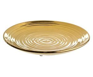 """Dekorativní talíř """"Lucente"""", Ø 28, výš. 4 cm"""