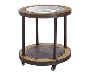 """Konferenční stolek """"Timeless I"""", Ø 60, výš. 62 cm"""