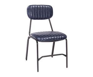 """Židle """"Debbie Blue"""", 55 x 44 x 73 cm"""