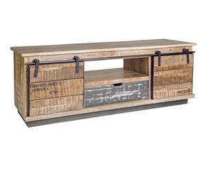 """Televizní stolek """"Tudor"""", 40 x 130 x 50 cm"""