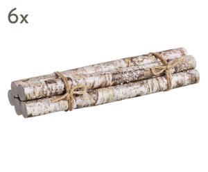 "Sada dekoračních větviček ""Wood"", dél. 30 cm"