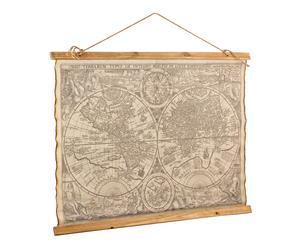 "Grafika ""Map I"", 65 x 83 cm"