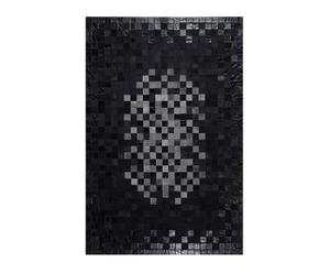 "Koberec ""Sao Paulo 103 Black"", 70 x 140 cm"
