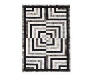 """Koberec """"Story Black-White"""", 170 x 260 cm"""