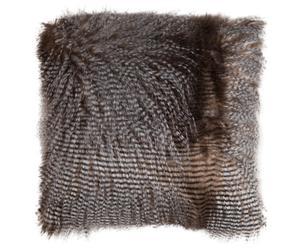 """Poduszka dekoracyjna """"Fur Owl"""", 45 x 45 cm"""