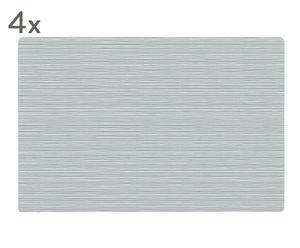 """Sada 4 prostírání """"Striped"""", 28,5 x 44 cm"""