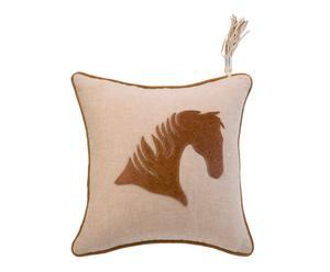 """Polštář """"Horse"""", 30 x 30 x 4 cm"""