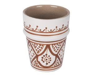 "Hrnek/váza ""Marroqui"", Ø 6, výš. 9 cm"