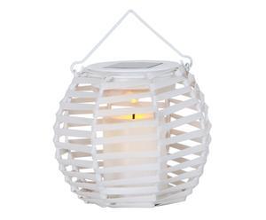 """LED solární lampa """"Ruthanne"""", Ø 15, výš. 12 cm"""